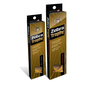 Zebra's all new Trophy Bowstring & Cable.