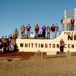 Students of Kansas State University's Wildlife and Outdoor Enterprise Management program make a yearly trip to the NRA Whittington center for firearm training.