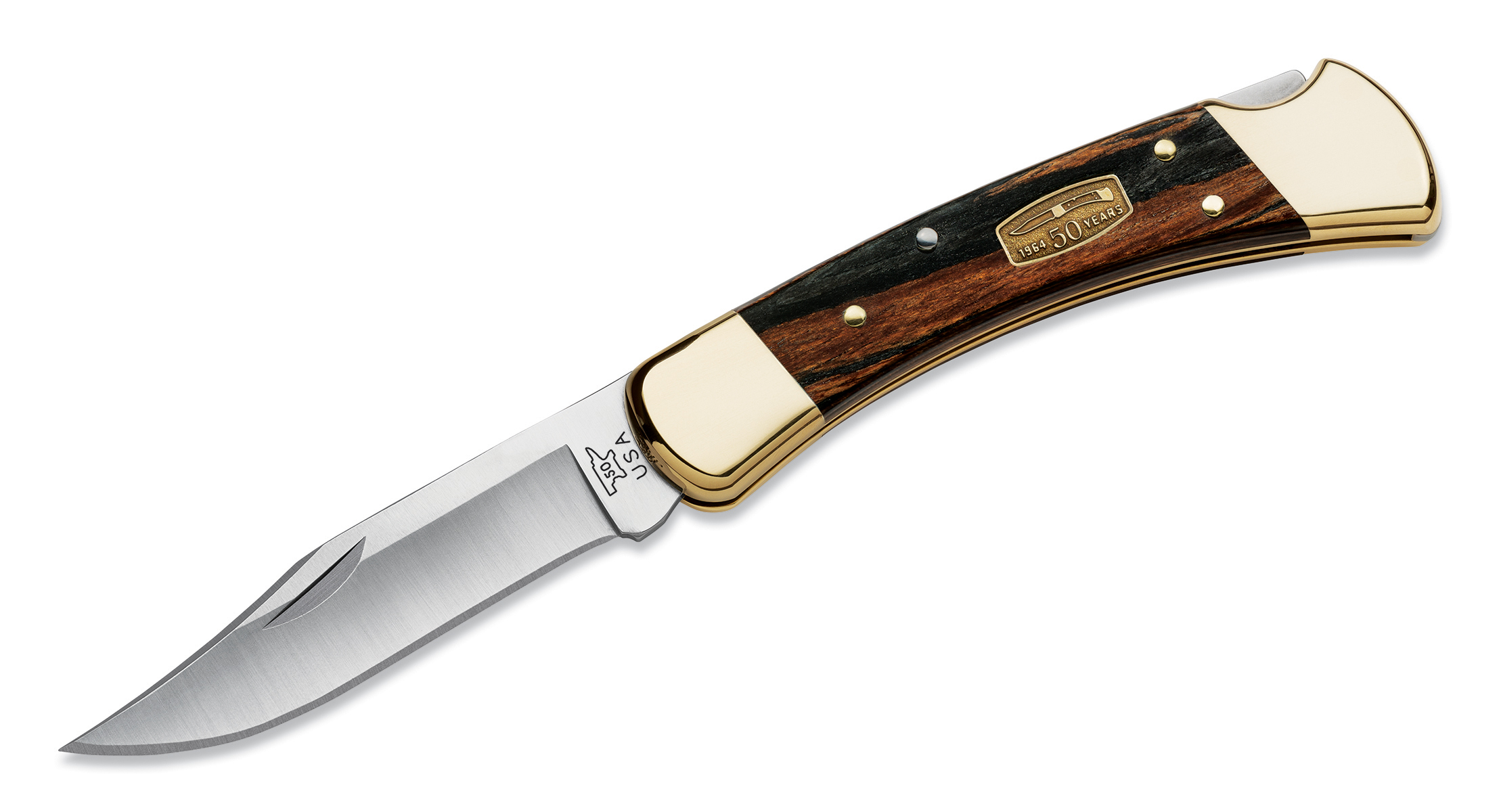 Buck Knives Celebrates 50th Anniversary of the 110 Folding ...