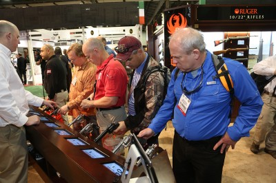 Attendance figures for SHOT Show 2014 eclipsed last year's total by the second day of the show and finished at more than 67,000, an increase of 5,000.