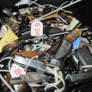 For avid gun collectors, buybacks can present irresistible finds.