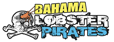 Bahama Lobster Pirates Logo