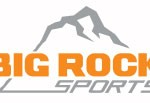 Big Rock sports logo redesign