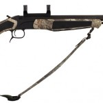 CVA's ACCURA MR muzzleloading Mountain Rifle.