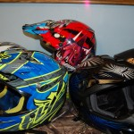 Helmets come in just about every size, color, and style imaginable. You'll be able to find something that fits your head and your tastes.
