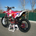 Cody Webb's 2014 King of Moto bike.