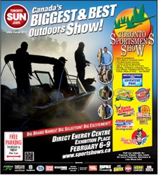 Kowa Optimed will join Cangar Holdings to exhibit at this year's Toronto Sportsmen's Show.