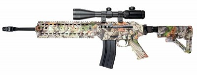 Masterpiece Arms MPAR 6.8 Rifle in Vista Camo.