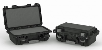 Field Locker XL Mil-Spec Pistol Case