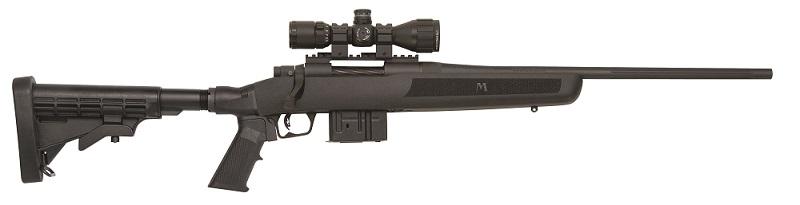 Mossberg's MVP FLEX Rifle.