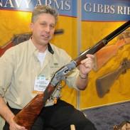 Navy Arms' Winchester Model 1873 replica.