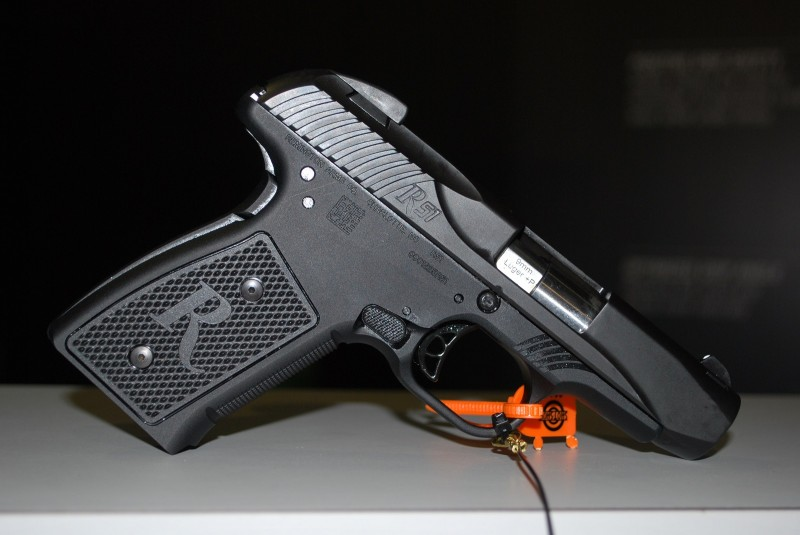 The new Remington R51 subcompact in 9mm.