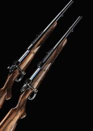 """The Big Game"" bolt action rifle."