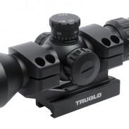 The TruGlo 3-9x42 Tactical Scope.