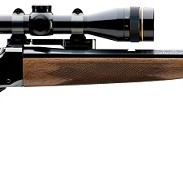 Winchester's Model 1885 Hunter rimfire single-shot.