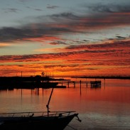 Aransas Pass in southern Texas is a big draw to many waterfowlers and anglers.