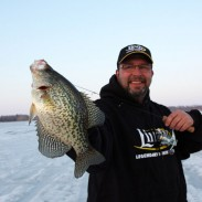 Paul Fournier is well versed in tackling pressure-cooker crappies.
