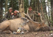 US Olympic Skier and dedicated hunter Todd Lodwick has taken more than 20 elk with his bow.