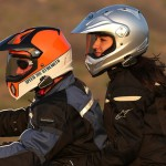 Cardo Scala rider is the Official Motorcycle Helmet Bluetooth Communications System of AMA Pro Road Racing.