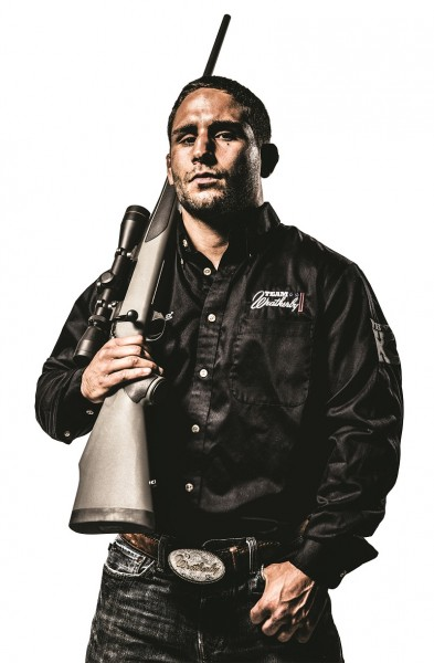 Team Weatherby's Chad Mendes