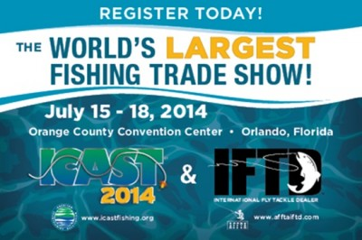 ICAST registration