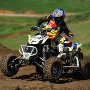 Former ATV motocross national champion Josh Creamer, who took third overall last year in the AMA ATV MX Pro class, will once again compete for BCS Performance / Can-Am in 2014.