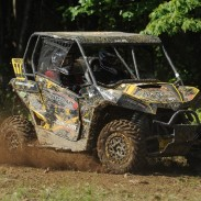 The 2014 Can-Am Racing Contingency program includes more than 20 different racing series in North America for eligible racers to compete in with approved Can-Am side-by-side vehicles like the Maverick 1000R.
