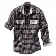 Men's Flannel Hunting Shirt