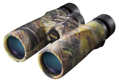 Nikon's Monarch 3 is now available in Realtree camo.