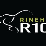 the Rinehart R100 logo