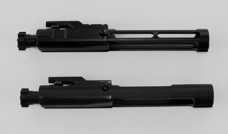 Low Mass Bolt Carrier