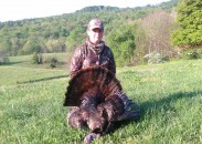 The author and his son were lucky enough to get on a great Southern longbeard the very first morning they had ever hunted in Tennessee. Of course, this doesn't always happen, but at the very least you are bound to have some new experiences.