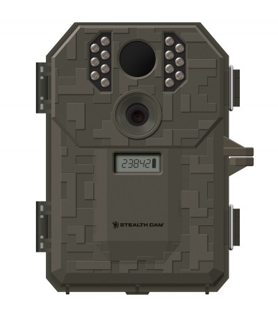 The Stealth Cam P12 offers a compact design -at an affordable price.