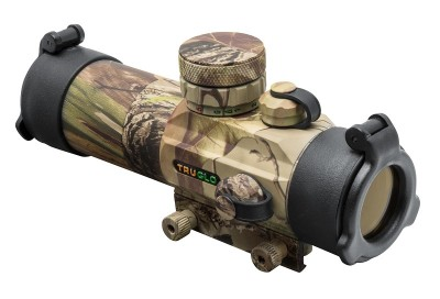 The Triton 30mm TRI-COLOR RED•DOT SIGHT is the ultimate turkey optic.