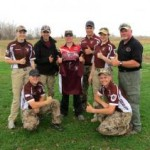 Texas A&M Corps of Cadets Marksmanship Unit Ladies train and compete with STI sponsored Carina Randolph.