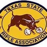 Texas State Rifle Association logo
