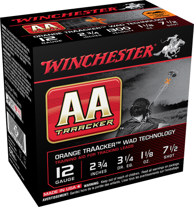Winchester AA TrAAcker line expands.