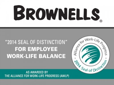 brownells seal of distinction