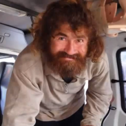 Jose Salvador Alvarenga seems to be in remarkable health after months adrift on the Pacific.