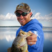 Bassmaster's newest pro Brandon Lester, sponsored by Mud Hole Custom Tackle.