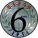 2014 USPSA Area 6 Championship logo
