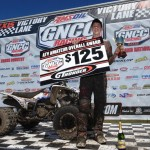 ITP racer Westley Wolfe won the Schoolboy (13-15) class and also took the GT Thunder Amateur Overall Award at the GNCC opener in Florida.