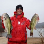 FLW Tour rookie Casey Ashley of Donalds, S.C., brought a five-bass limit to the scale weighing 21 pounds, 7 ounces .