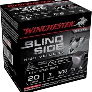 Blind Side ammunition from Winchester