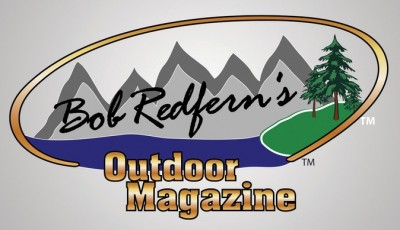 bob redfern's outdoor magazine logo