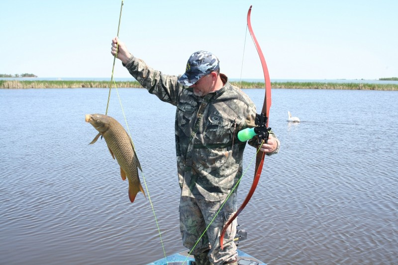don 39 t let spring bowfishing fun pass you by outdoorhub