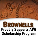 Brownells APG Scholarship Program