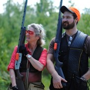 Chamber-View donates Shotgun Empty Chamber Indicators (ECI) for four action-packed sporting clay competitions televised on the NBC Sports Network.