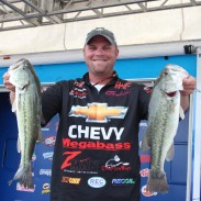 Tournament angler Luke Clausen says it's time to start looking for bass in the shallows.