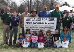 The 2014 Annual Wetlands for Kids Day.